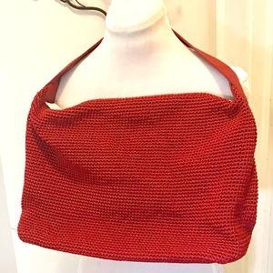😍Gorgeous The Sak Crochet Shoulder Purse😍